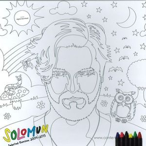 Solomun - Selected Remixes 2009-2015 (Ltd. 4LP Boxset)