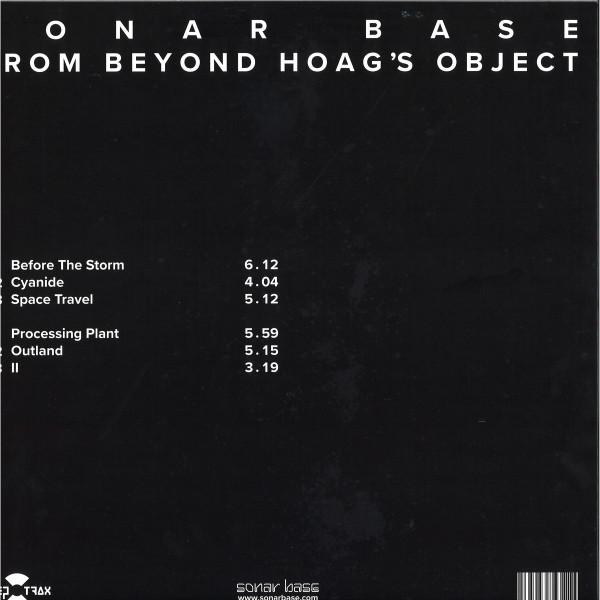 Sonar Base - Transmissions From Beyond Hoag's Object (Back)
