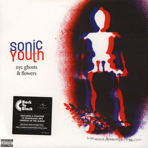 Sonic Youth - NYC Ghosts & Flowers (LP)