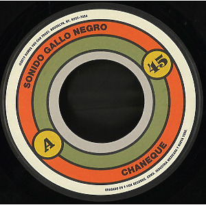 Sonido Gallo Negro - Chaneque / Nino Perdido (Back)