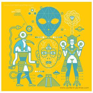 Sonido Gallo Negro - Mambo cosmico (180g LP + MP3)