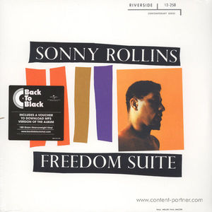 Sonny Rollins - Freedom Suite (Back to Black Ltd. Edt.)