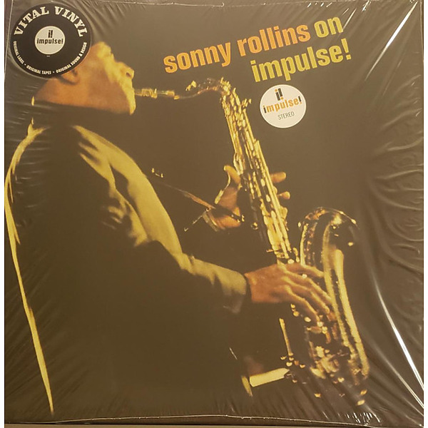 Sonny Rollins - On Impulse! (LP Reissue)