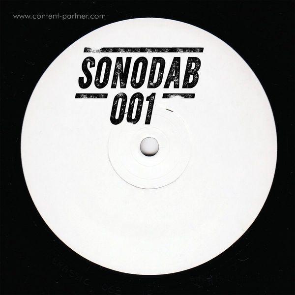 Sonodab - Sonodab 001 (Back)