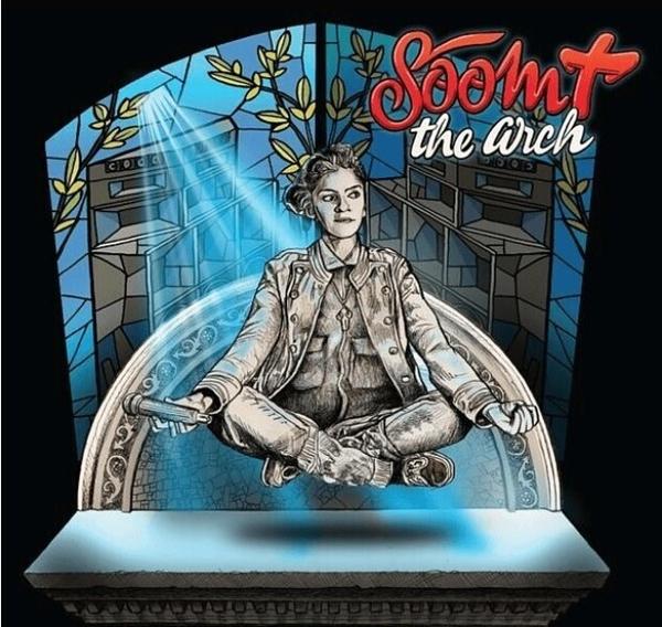 Soom T - The Arch (Gatefold)