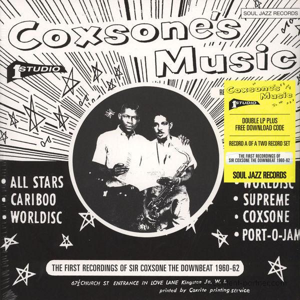 Soul Jazz Rec. Presents / V.A. - Coxsone's Music '60-'62 (Pt. 1)