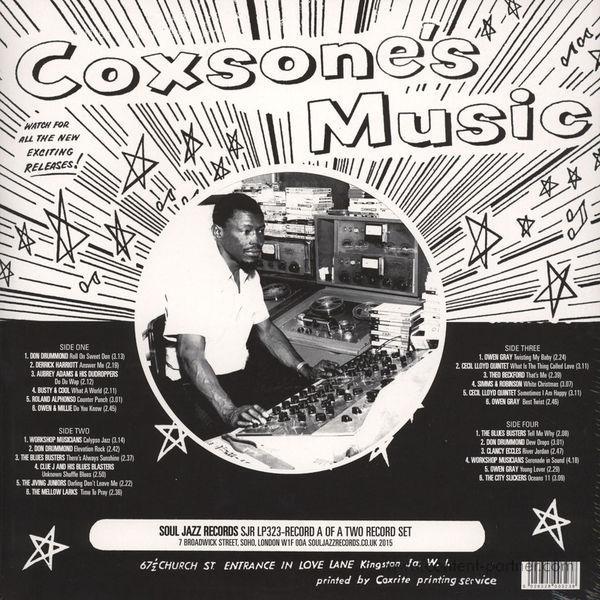 Soul Jazz Rec. Presents / V.A. - Coxsone's Music '60-'62 (Pt. 1) (Back)