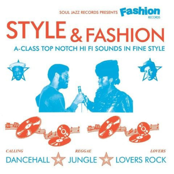 Soul Jazz Records Presents Fashion Records - Style & Fashion (3LP)