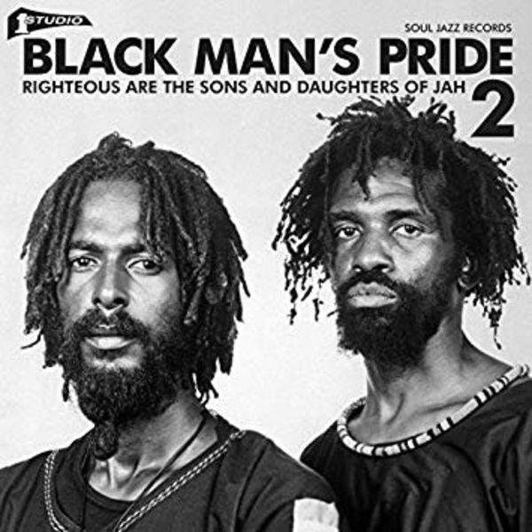 Soul Jazz Records Presents - Black Man's Pride 2
