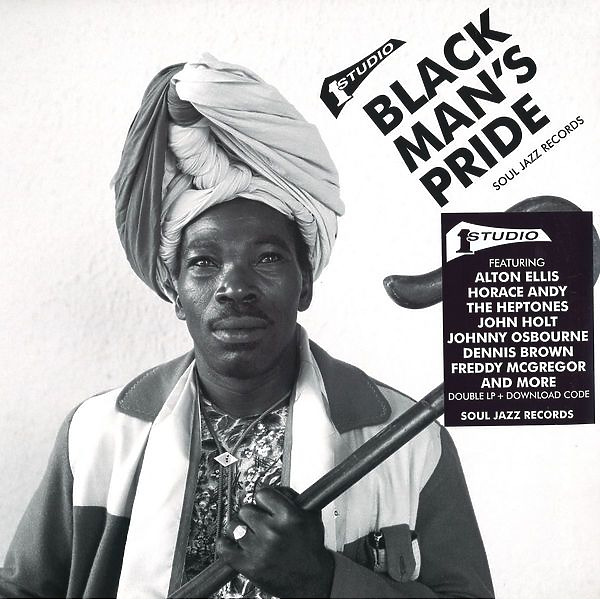 Soul Jazz Records Presents - Black Man's Pride (2LP)
