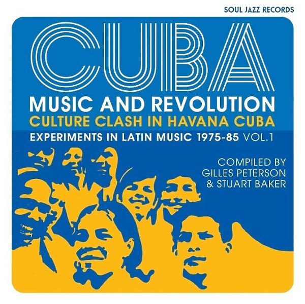 Soul Jazz Records Presents - Cuba: Music and Revolution (3LP)