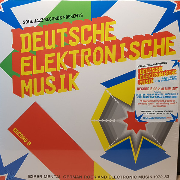 Soul Jazz Records Presents - Deutsche Elektronische Musik - Part B