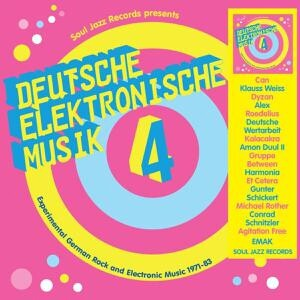 Soul Jazz Records Presents - Deutsche Elektronische Musik 4 (1971 - 1983)