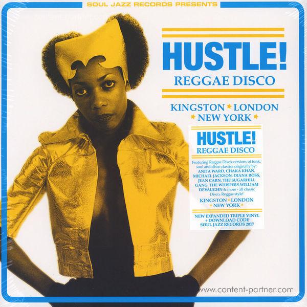 Soul Jazz Records Presents - Hustle! Reggae Disco: Kingston, London, New York
