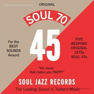 Soul Jazz Records Presents - Soul 70 7