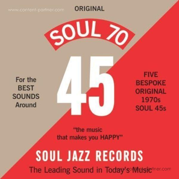 Soul Jazz Records Presents - Soul 70 7