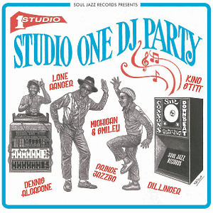 Soul Jazz Records Presents - Studio One DJ Party (2LP)