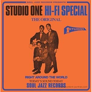 Soul Jazz Records Presents - Studio One Hi-fi Special