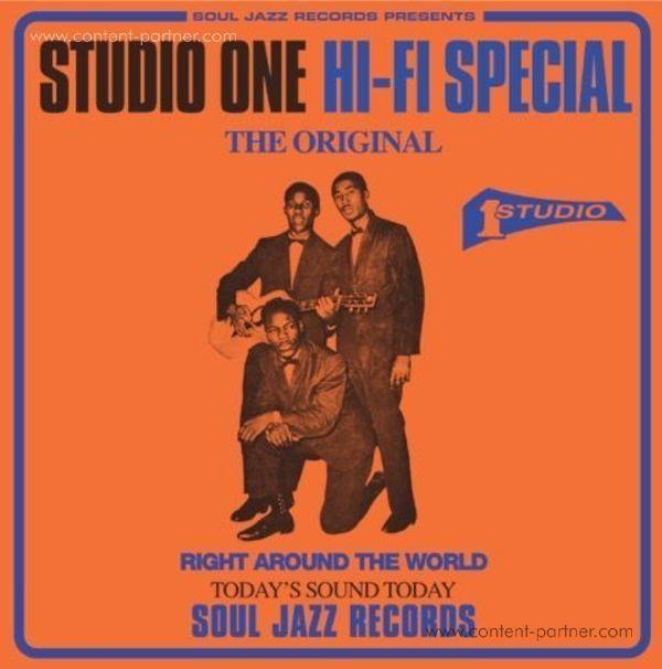 Soul Jazz Records Presents - Studio One Hi-fi Special
