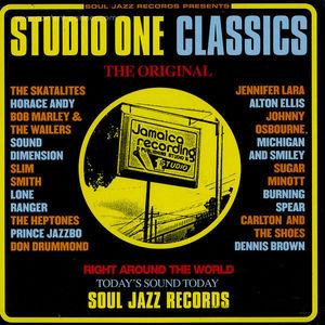Soul Jazz Records Presents/Various - Studio One Classics