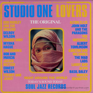 Soul Jazz Records Presents/Various - Studio One Lovers