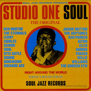Soul Jazz Records Presents/Various - Studio One Soul
