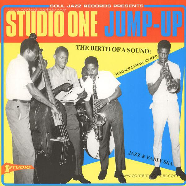 Soul Jazz Records presents - Studio One Jump-Up (V.A.) (Back)