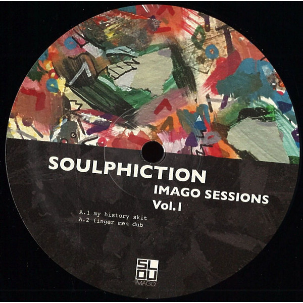 Soulphiction - Imago Sessions Vol. 1 (Vinyl Only)