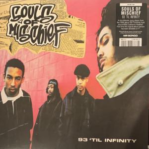 """Souls Of Mischief - 93 'Til Infinity (7"""" Reissue)"""