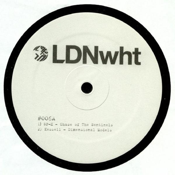 Sp-X, Kessell, Gareth Wild, End Train - LDN006