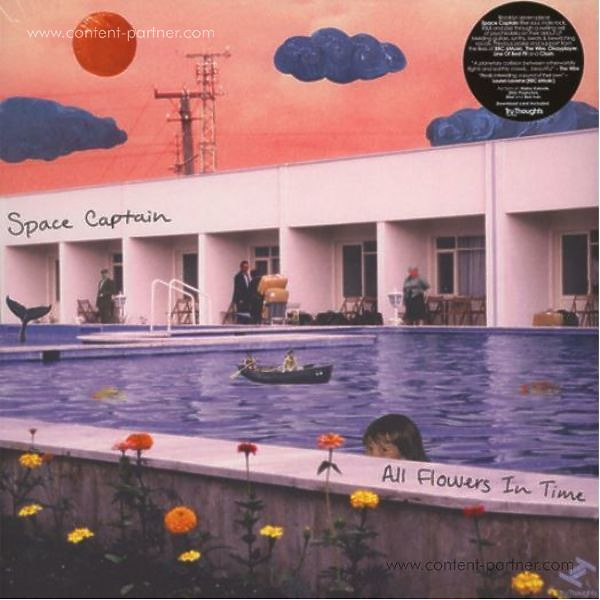 Space Captain - All Flowers In Time (LP+MP3)