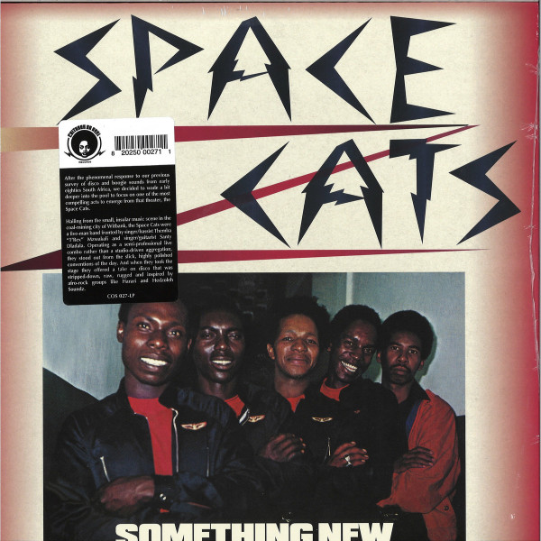 Space Cats - Something New (reissue)