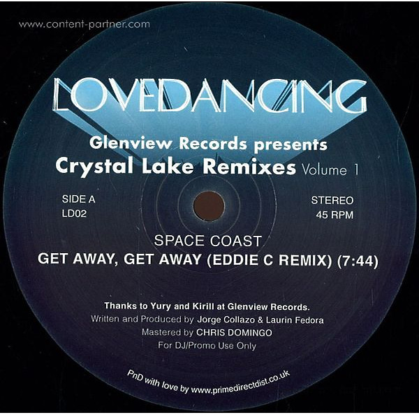 Space Coast - Glenview Records Presents Crystal Lake Rmx Vol 1