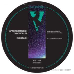 Space Dimension Controller - Exostack
