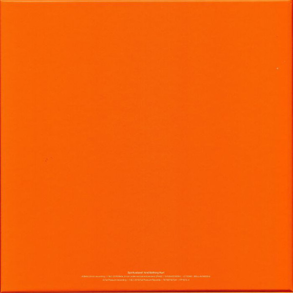 Spiritualized - And Nothing Hurt (Ltd. Deluxe Box) (Back)