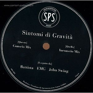 Sps (John Swing, Emg, Battista) - Sintomi Di Gravita