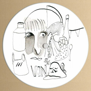 "Sputnik One - Warm Body EP (12"")"