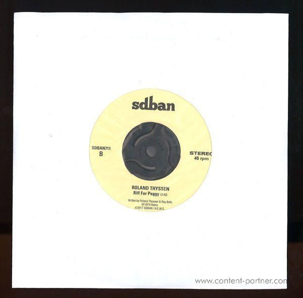 S.s.o. / Roland Thyssen - Funky Chimes Sampler 3/5 (Back)
