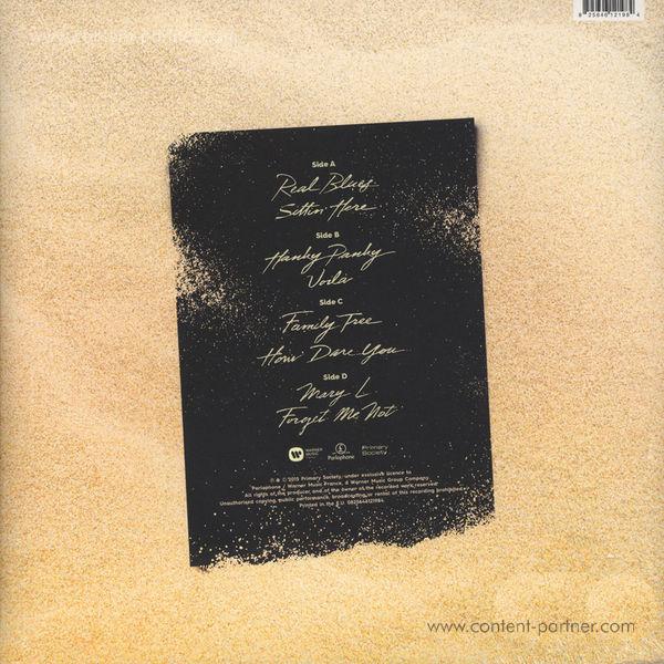 St Germain - St Germain (2 LP) (Back)