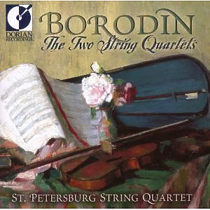 St.Petersburg String Quartet - The Two String Quartets