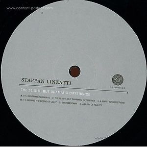 Staffan Linzatti - The Slight But Dramatic Difference