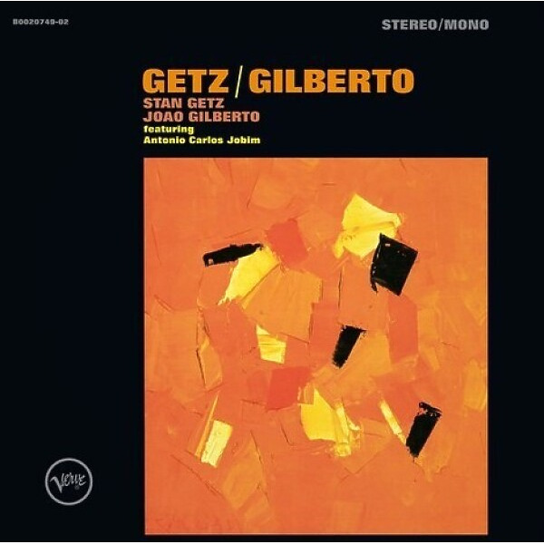Stan Getz & Joao Gilberto - Getz / Gilberto (Acoustic Sounds Series)