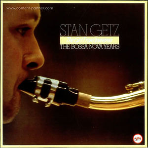 Stan Getz - The Stan Getz Bossa Nova Years (5LP Box)