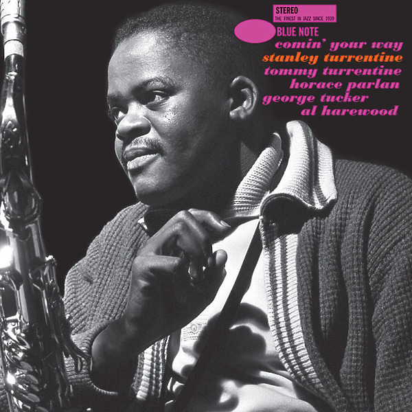 Stanley Turrentine - Comin' Your Way (Tone Poet Vinyl)