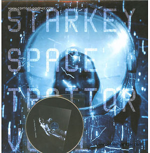 Starkey - Space Traitor Volume 1 EP (+CD)