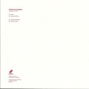 Stefan Goldmann - Tears of Joy (Back)