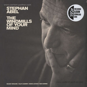 Stephan Abel - The Windmills of Your Mind (180g 2LP+DL)
