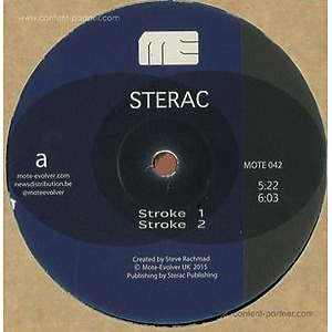 Sterac - Different Strokes