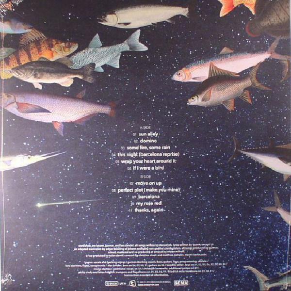 Stereofysh - Ohana (CD) (Back)