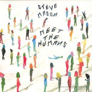 Steve Mason - Meet The Humans (LP+MP3)